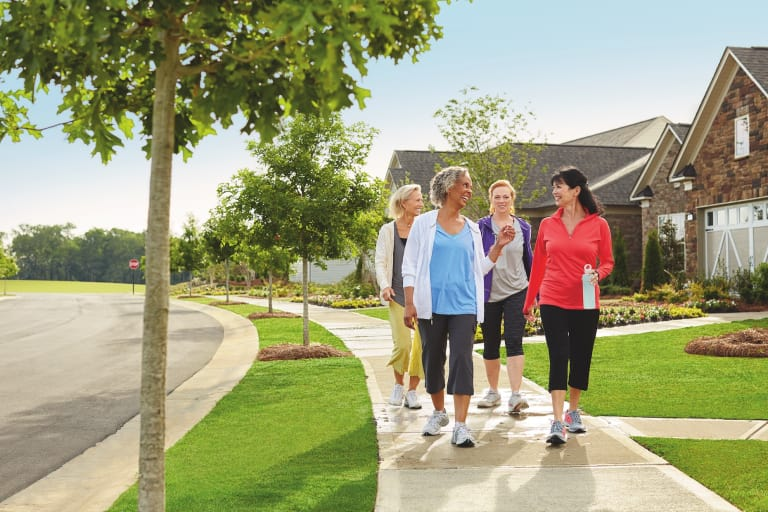 Active adult retirement communities in wa
