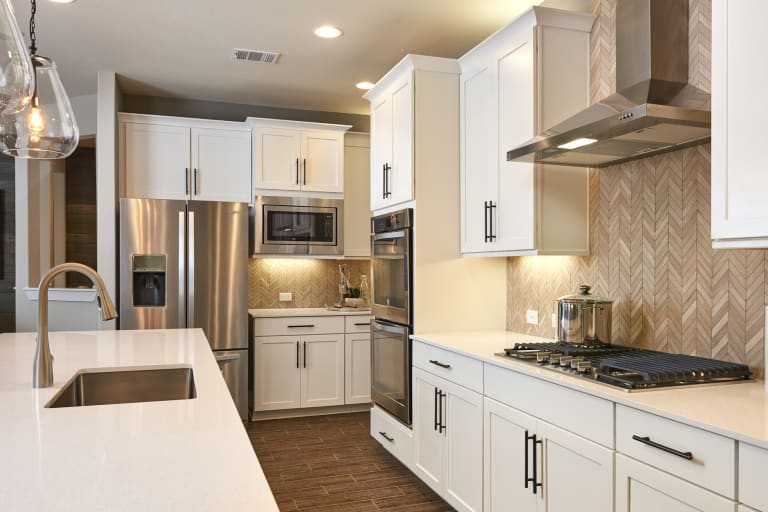 Kitchen Lighting Design and Ideas | Pulte