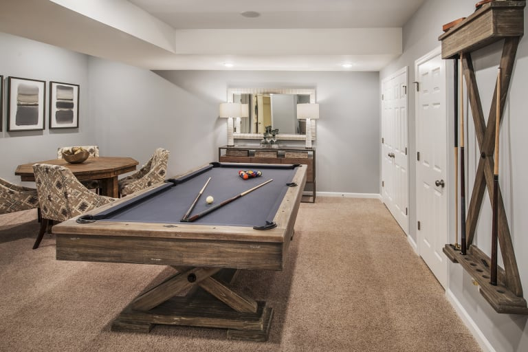 How To Build An Awesome Game Room Pulte