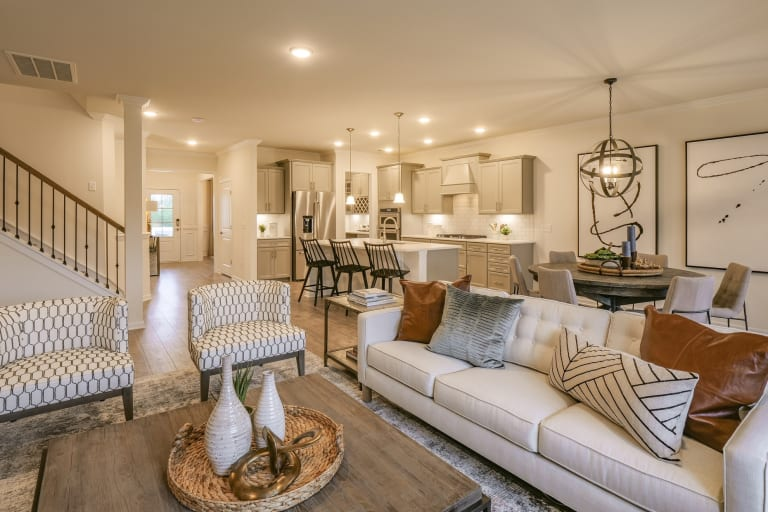 Top Living Room Colors For 2020 Home Design Trends Pulte