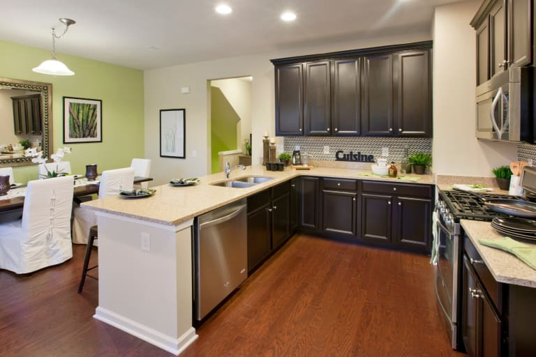 Kitchen Island Vs Peninsula Which Is Best For You Pulte