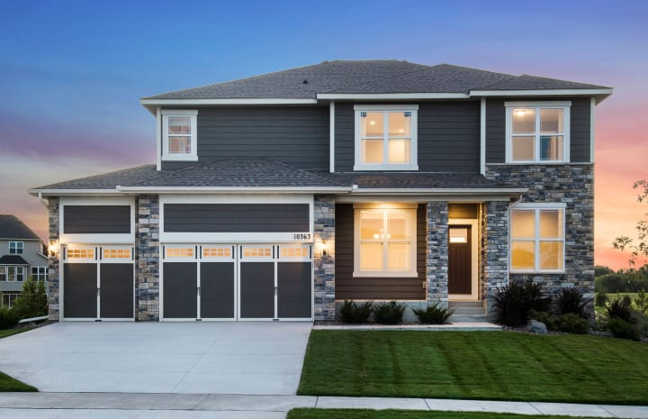 Willwood Model At Oxbow Cove