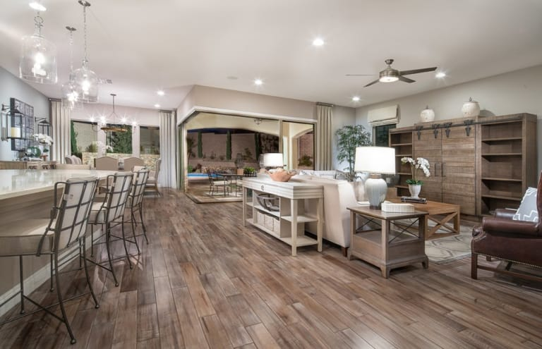 New Homes At Estrella In Las Vegas Nevada