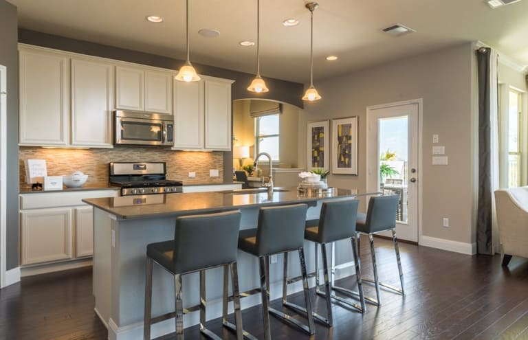Fifth Avenue in Whitestown, IN at Harvest Park | Pulte