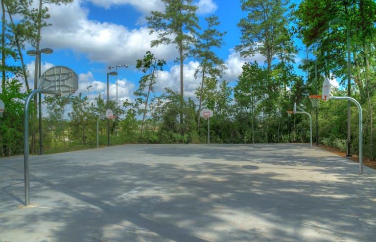 Wendtwoods Park Basketball Courts