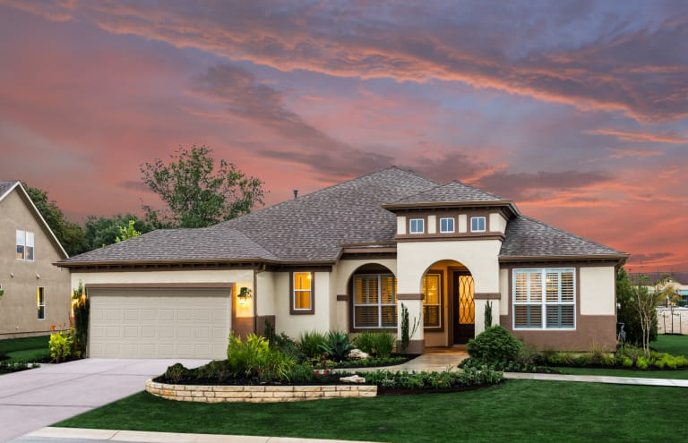 New Homes In Georgetown, Texas At Sun City Texas | Del Webb