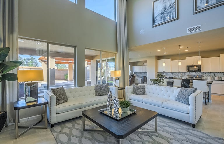 Starwood in Albuquerque, NM at Mirehaven | Pulte