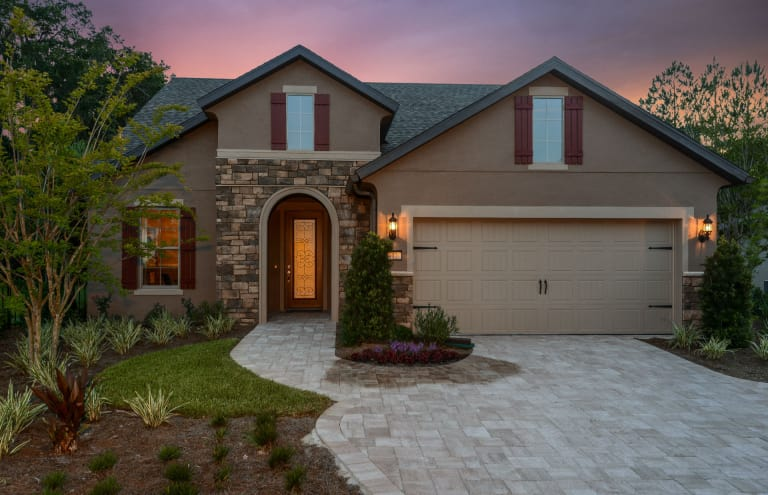 New Homes for Active Adults 55+ in Land O Lakes, Florida at Del ...
