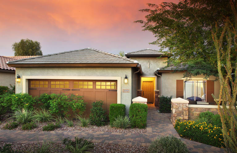 enjoyable kb homes pictures. Senita New Homes in Surprise  Arizona at Desert Oasis Pulte