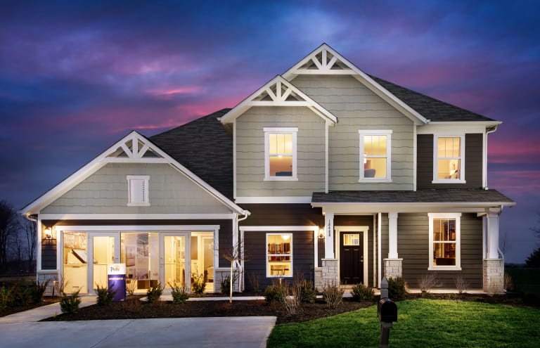 New Homes at Grand Haven in Avon, Indiana | Pulte