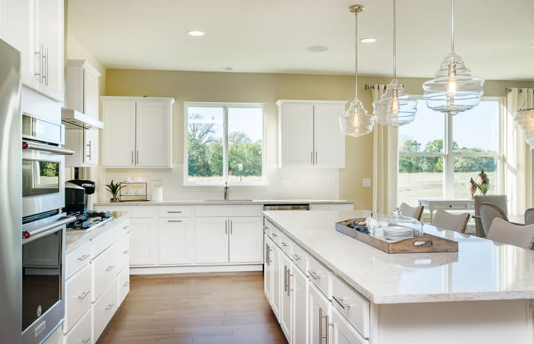 New Homes in Westfield, Indiana at Lantern Park   Pulte