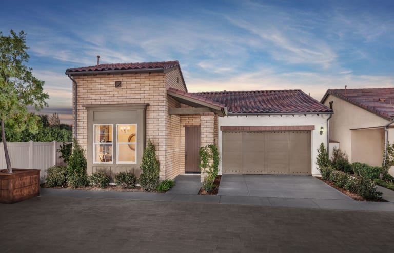 New Homes in Brea, California at Solana at La Floresta | Del Webb
