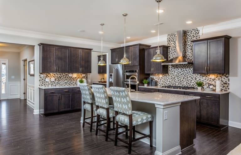Waterstone in Cary, NC at Oaks at Sears Farm | Pulte