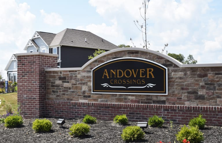 new homes in westfield indiana at andover crossings pulte
