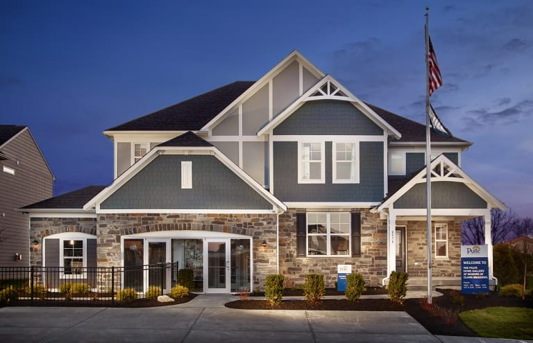 fishers in homes for sale new build homes pulte