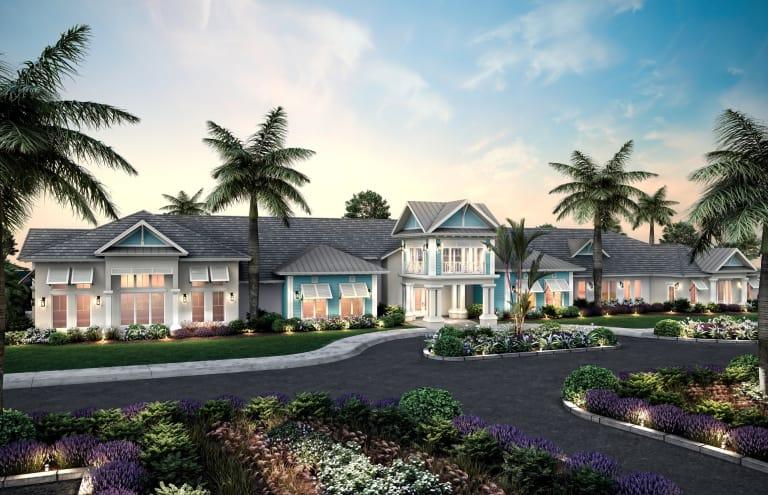 florida retirement communities new homes del webb