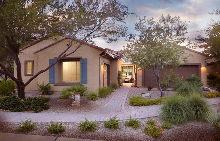 new homes in vail arizona at del webb at rancho del lago del webb