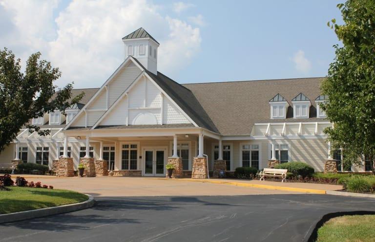 New Homes in Lake St Louis, Missouri at Heritage of Hawk Ridge | Pulte