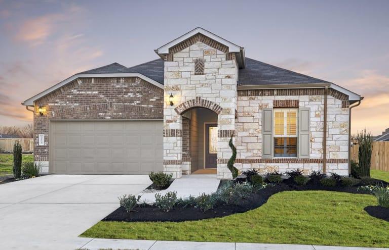 New Homes in Pflugerville, Texas at Avalon | Pulte