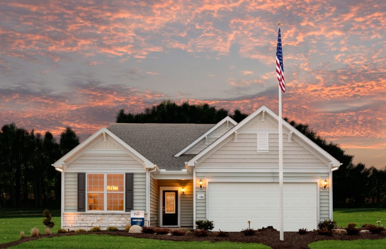 The Reserve at Eagle Trace New Home Communities