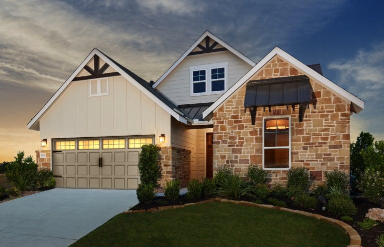 New Homes In Schertz Texas At The Crossvine Pulte
