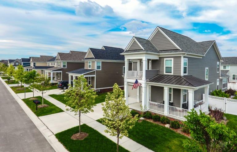 River Hill Ridge New Home Communities   Canton, Michigan