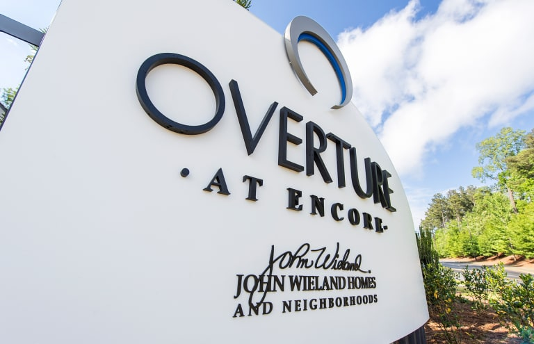 Overture at Encore New Home Communities | Alpharetta