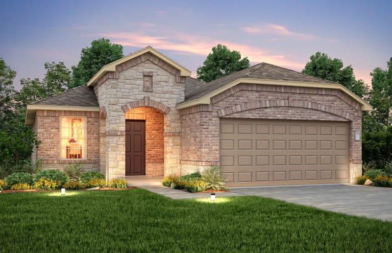 New Construction Homes In Houston Centex