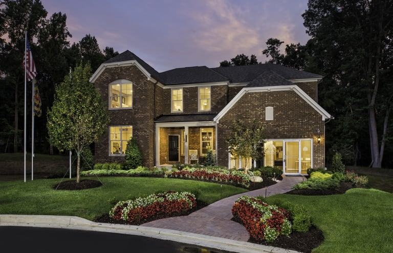 New Homes In Ellicott City Maryland At The Estates At Patapsco Park
