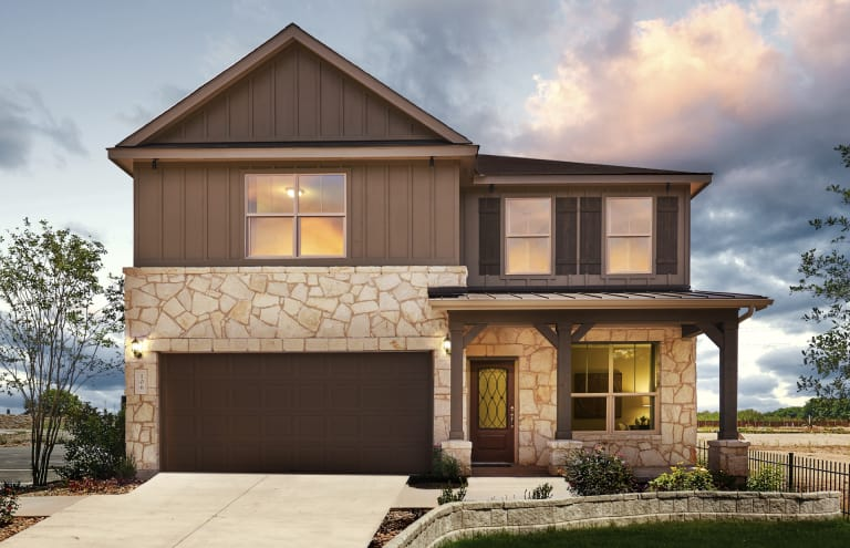Carmel Creek New Home Communities | Hutto, Texas Homes | Pulte