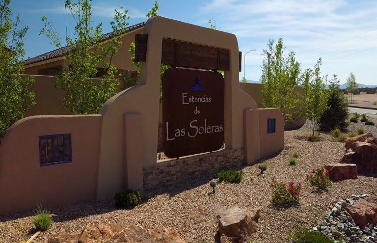 New Homes for Sale in Santa Fe, New Mexico at Sierra de Las