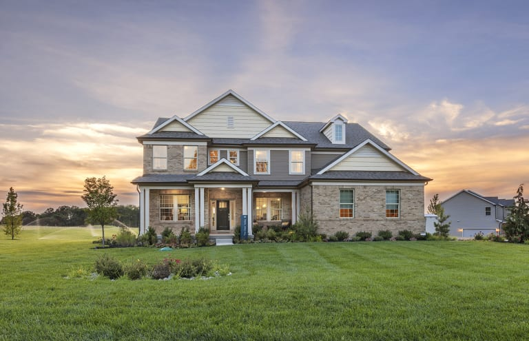 New Homes in Hilltown, Pennsylvania at Tice Estates | Pulte