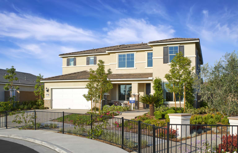 New Homes for Sale in California | New Construction Homes
