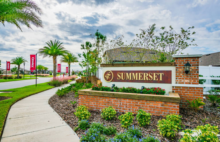 Summerset At South Fork New Home Communities Riverview Florida
