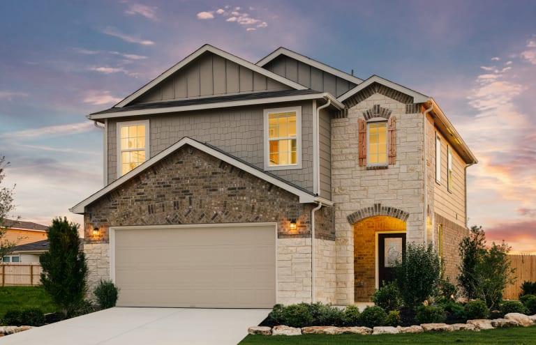New Construction Homes in Texas | Centex