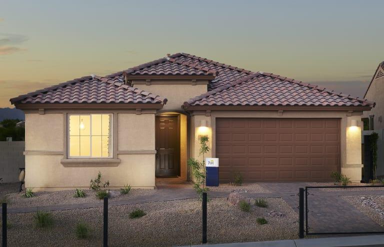 Sierra De Oeste New Home Communities | Tucson, Arizona Homes | Pulte