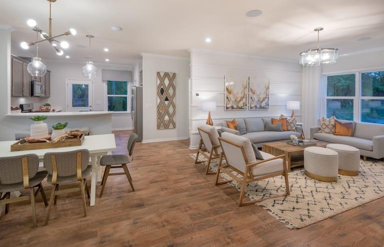 Pleasing Dartford New Home Communities Spring Hill Tennessee Homes Interior Design Ideas Clesiryabchikinfo