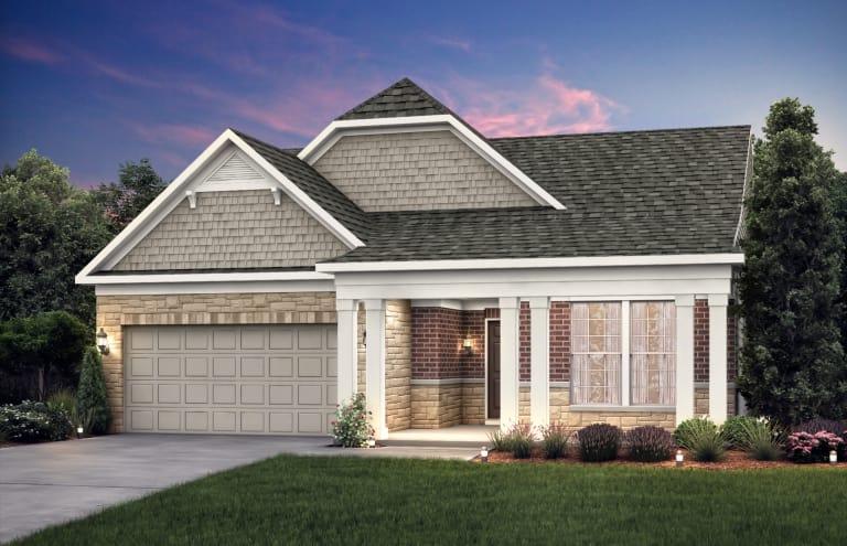 Pine Vista New Home Communities | Clarkston, Michigan Homes ... on