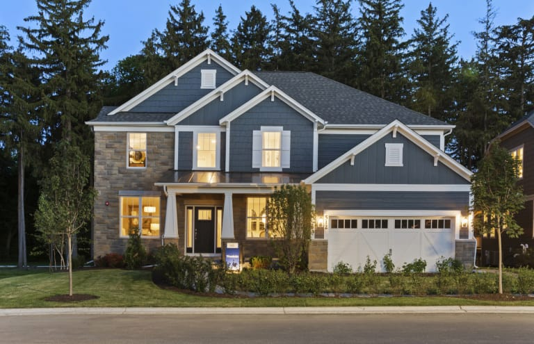 The Residences At The Cuneo Mansion And Gardens New Home - wisconsin new home models