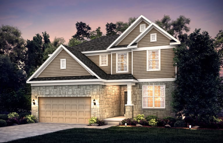 New Home Construction In Detroit | Home Builders | Pulte