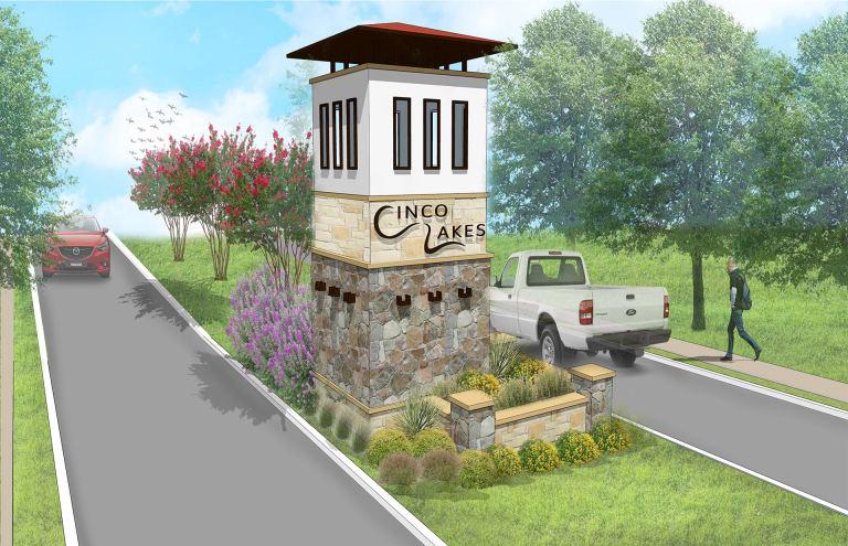 Cinco Lakes New Home Communities | San Antonio, Texas Homes ... on