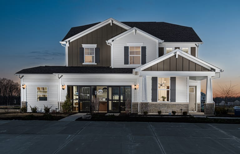 Westmoor New Home Communities Noblesville Indiana Homes Pulte
