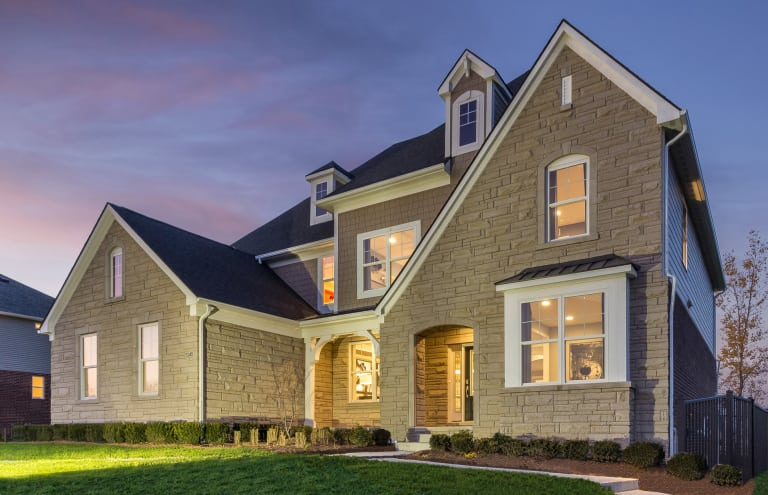 New Homes in West Bloomfield Township, Michigan at Twin Beach | Pulte