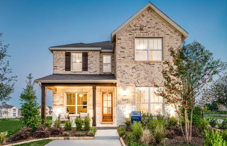 New Home Construction In Dallas | Home Builders | Pulte