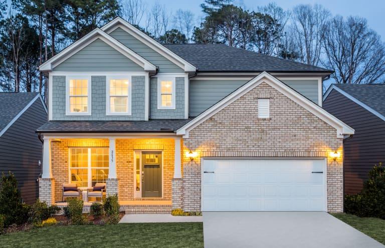 Jordan Manors New Home Communities   Apex, North Carolina