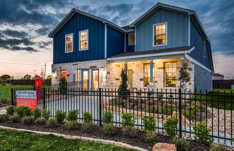 New Construction Homes in Houston | Centex