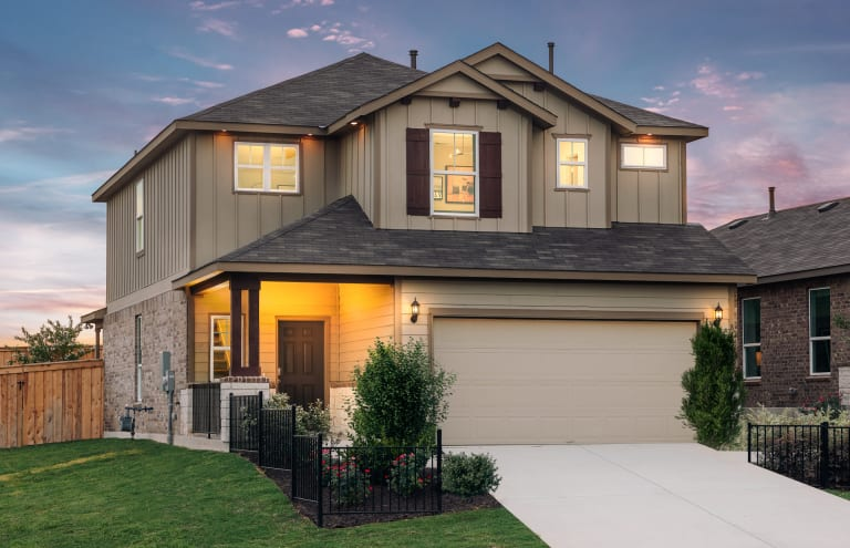 Sunfield New Home Communities | Buda, Texas Homes | Centex