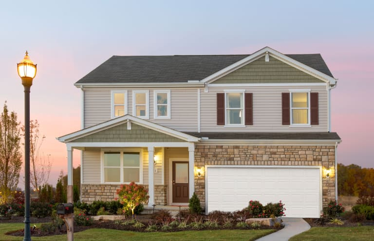 New Construction Homes in Columbus | Centex