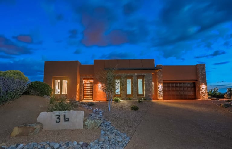 New Homes For Sale In Santa Fe New Mexico At Las Campanas Pulte