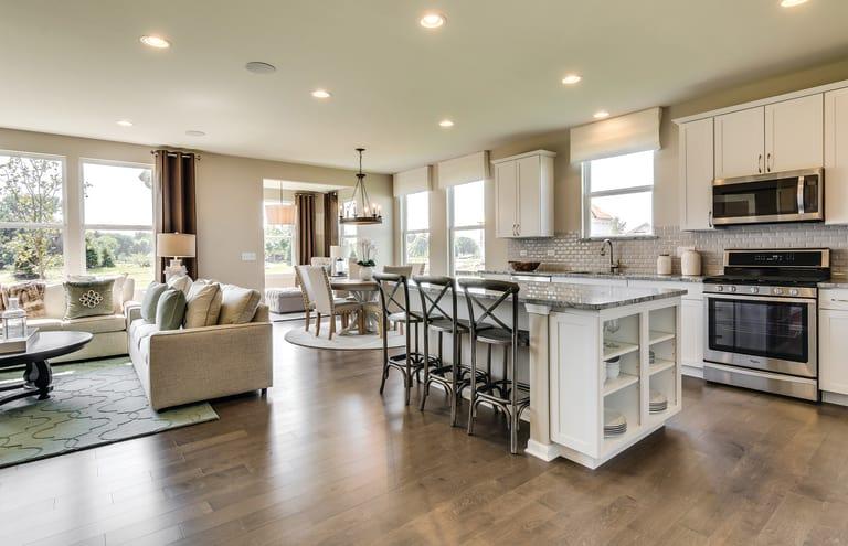 New Construction Homes In North Carolina Centex